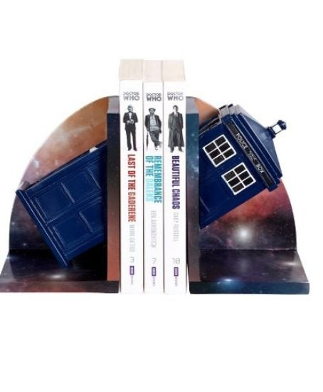 Doctor-Who-Tardis-Bookends-by-Underground-Toys-DW01064-0