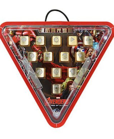 E-3lue-Iron-Man-Backlight-Professional-Mechanical-Keyboard-Key-Cap-silver-0
