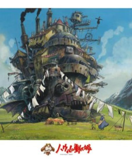 Ensky-Howls-Moving-Castle-Finished-Washing-Jigsaw-Puzzle-1000-Piece-0
