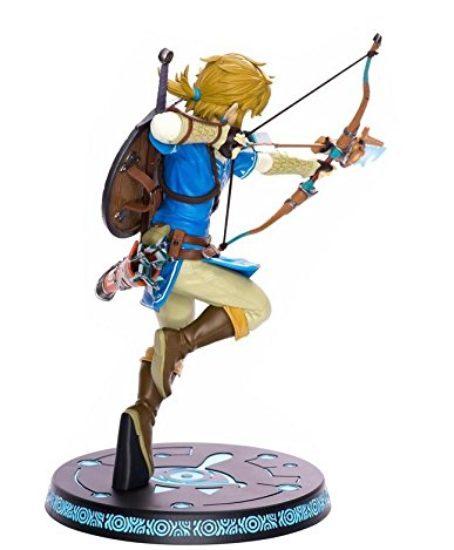 First-4-Figures-Nintendo-Legend-of-Zelda-Breath-of-the-Wild-Link-11-Premium-Collectible-Figure-0-1