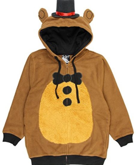 Five-Nights-at-Freddys-Big-Boys-Freddy-Fazbear-Costume-Hoodie-0
