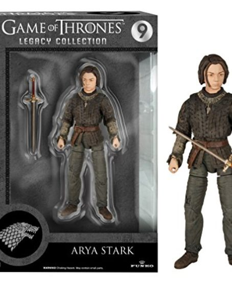 Funko-Legacy-Action-Game-of-Thrones-Series-2-Arya-Stark-Action-Figure-0-0
