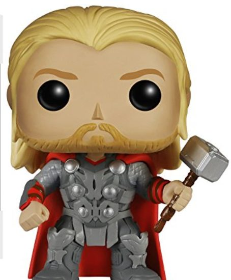 Funko-Marvel-Avengers-2-Thor-Bobble-Head-Action-Figure-0