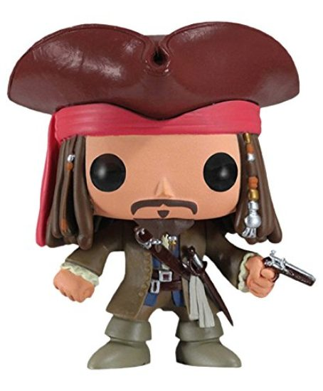 Funko-POP-Disney-Series-4-Jack-Sparrow-Vinyl-Figure-0