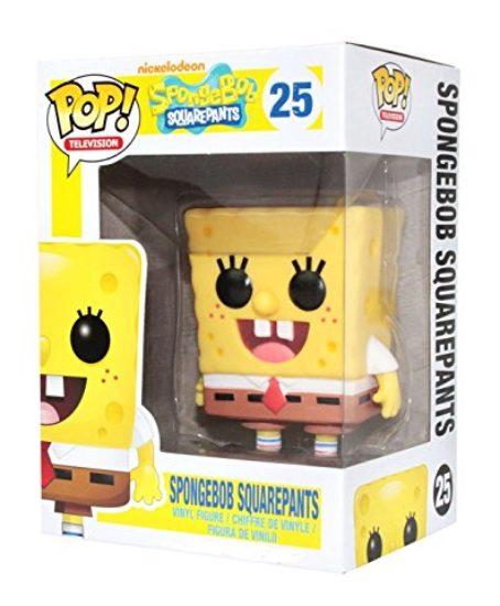 Funko-POP-Television-Vinyl-Figure-Spongebob-0