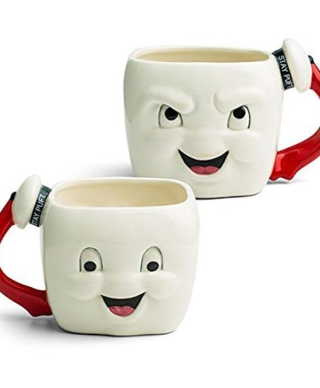 Ghostbusters-Stay-Puft-Marshmallow-Face-Ceramic-20oz-Mug-0
