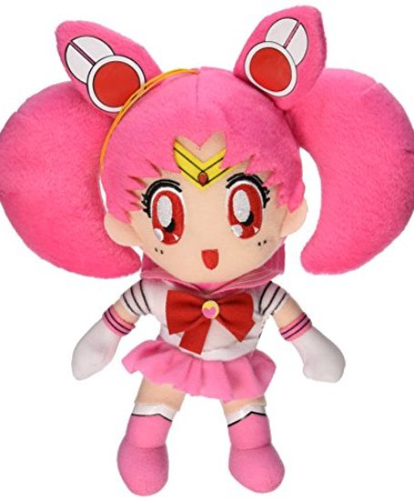 Great-Eastern-GE-2009-Sailor-Chibi-Moon-8-Plush-Doll-0