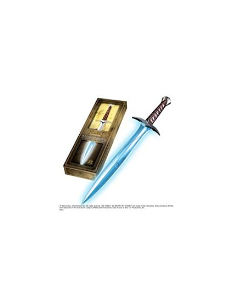 Hobbit-Sting-Sword-FX-Illuminating-Glows-Blue-Bilbo-Baggins-0