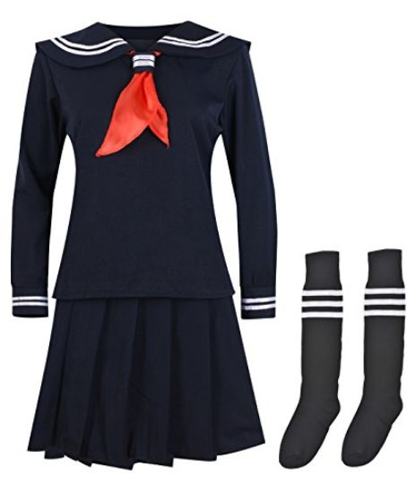I-MART-Sailor-Suit-Womens-Cosplay-Costume-Navy-0