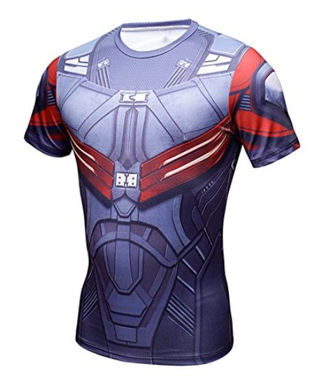 Iron-Man-Avengers-Superhero-Fitness-Sport-3D-T-Shirt-Athletic-Cycling-Jersey-Top-0-0