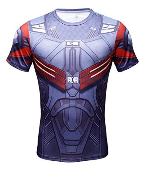 Iron-Man-Avengers-Superhero-Fitness-Sport-3D-T-Shirt-Athletic-Cycling-Jersey-Top-0
