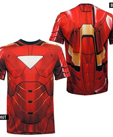 Iron-Man-Sublimated-Athletic-Costume-T-Shirt-0