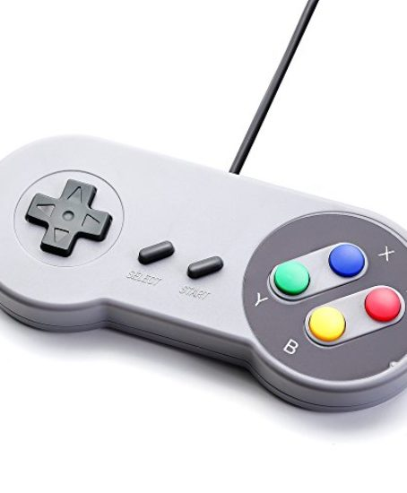 JEINDEER-SNES-Classic-USB-Controller-Gamepad-for-PC-Japan-Import-0