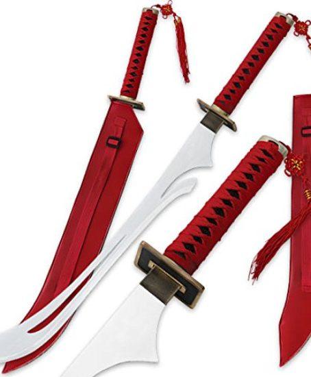 Koujakus-Replica-Anime-Replica-Sword-Red-0