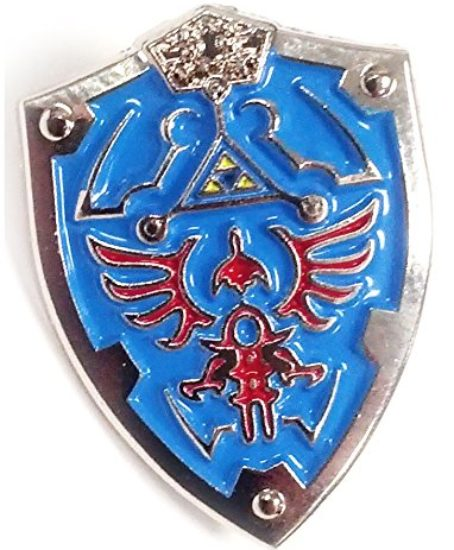 Legend-of-Zelda-Hylian-Triforce-Mini-Shield-Hat-Tie-Tack-Jacket-Vest-Lapel-Pin-0