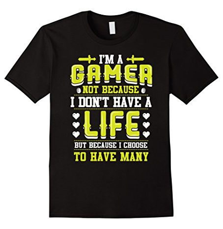Gamer T-Shirts Men
