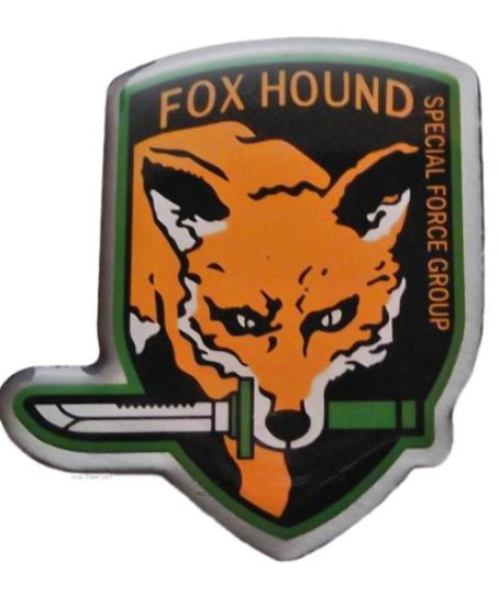 Metal-Gear-Video-Game-FOX-HOUND-Special-Force-Group-Enamel-1-12-Tall-PIN-0