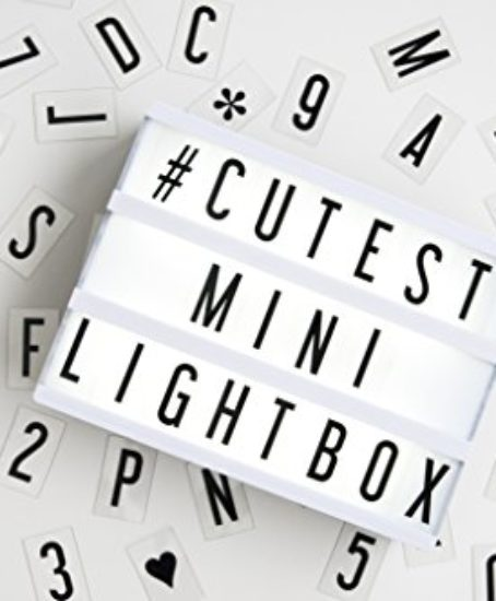 Mini-My-Cinema-Lightbox-LED-with-100-letters-numbers-symbols-to-create-personalized-marquee-signs-Includes-USB-or-battery-powered-0