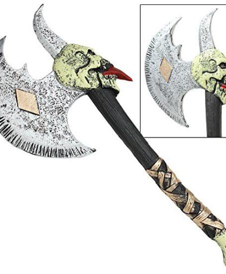 Norse-Legendary-Berserker-Psycho-Battle-War-Foam-Axe-0