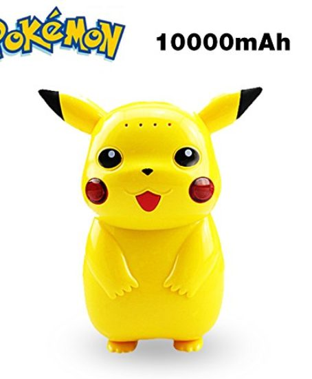 Pokemon-Go-Pikachu-Phone-Charger-by-Luxuries-Gift-Set-pokeball-power-bank-external-10000mah-led-usb-portable-battery-Official-Pokemongo-Pikachu-with-light-up-cheeks-and-talks-when-nose-is-pressed-0