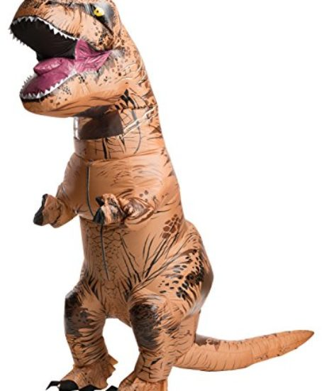 Rubies-Costume-Co-Mens-Jurassic-World-T-Rex-Inflatable-Costume-0