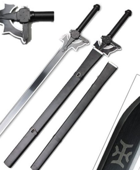 SAO-Kirito-Elucidator-Replica-Sword-Art-Online-Version-Two-41-Inches-0