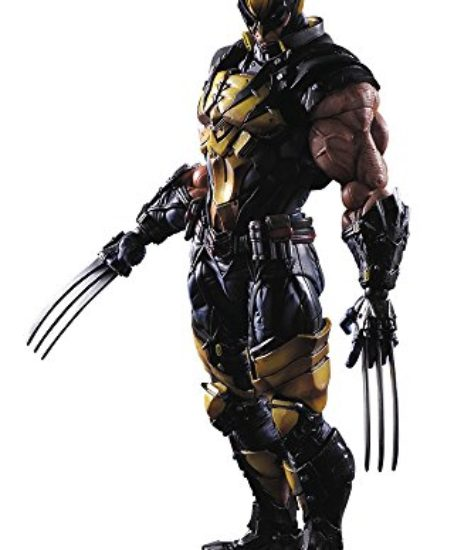 Square-Enix-Marvel-Universe-Variant-Wolverine-Play-Arts-Kai-Action-Figure-0