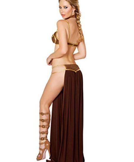 Tankoo-Womens-Sexy-Princess-Leia-Slave-Costume-Miss-Manners-Uniform-0-0