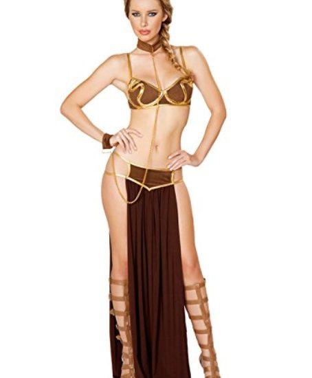 Tankoo-Womens-Sexy-Princess-Leia-Slave-Costume-Miss-Manners-Uniform-0