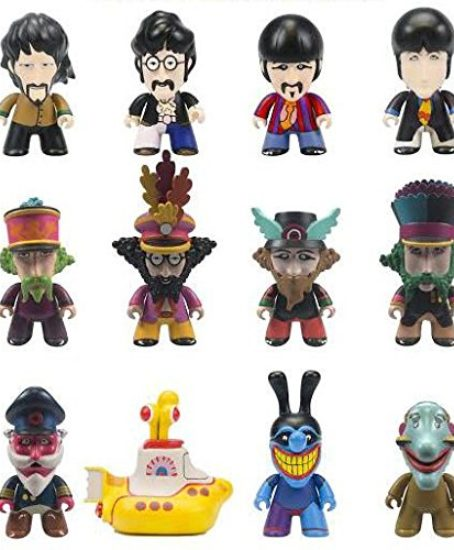 The-Beatles-Titans-Yellow-Submarine-Blind-Box-Vinyl-Figure-Standard-0