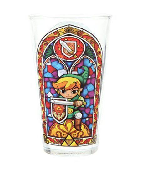 The-Legend-Of-Zelda-Link-Pint-Glass-0-0