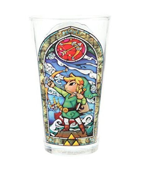 The-Legend-Of-Zelda-Link-Pint-Glass-0