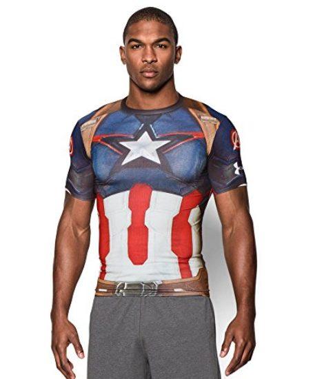 Under-Armour-Mens-Alter-Ego-Captain-America-Compression-Shirt-0