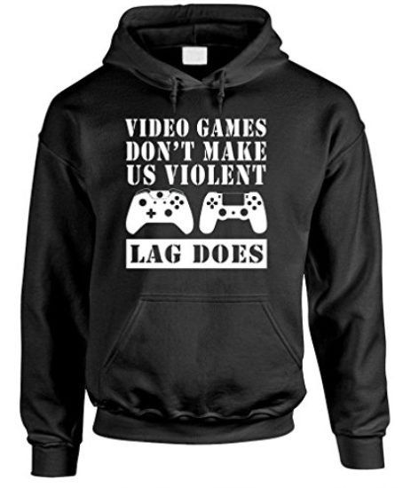 VIDEO-GAMES-DONT-CAUSE-VIOLENCE-LAG-DOES-Mens-Pullover-Hoodie-0