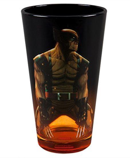 Wolverine-Grim-Marvel-Pint-Glass-0