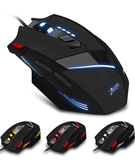 Zelotes-T60-LED-Wired-Gaming-Mouse-7200-DPI-Ergonomic-Optical-Mice-for-Mac-PC-Computer-Games-0-0