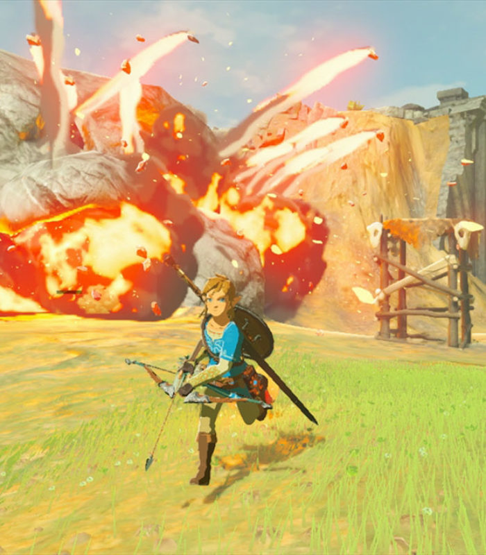 breath of the wild - impressions