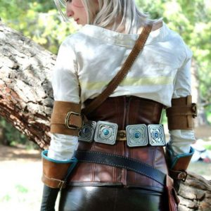 the witcher 3 ciri cosplay