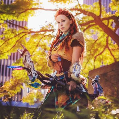 Horizon Zero Dawn Cosplay Is As Amazing As The Game