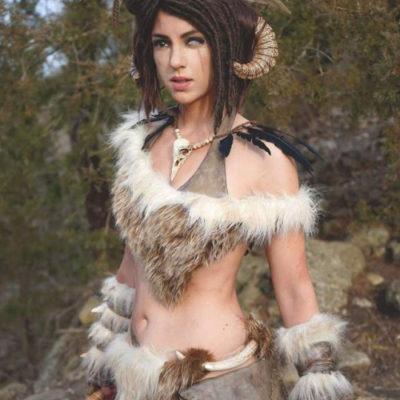 forsworn skyrim cosplay