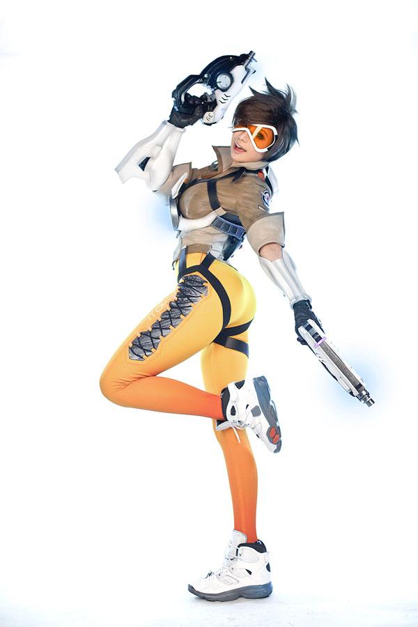 tasha tracer cosplay