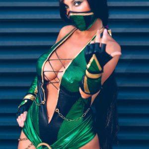 Sexy Jade Coplay