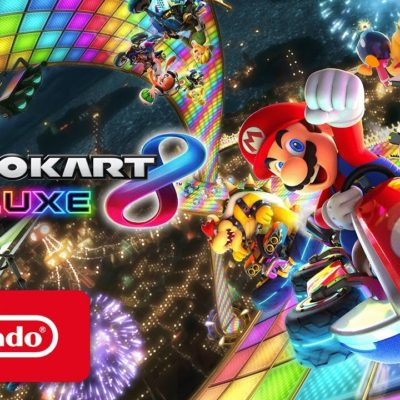 mario kart 8 video game review