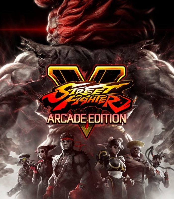 street fighter 5 arcade edition crack