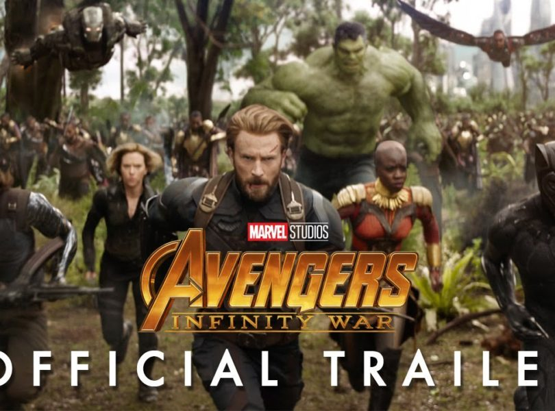 "First ""Official"" Avengers: Infinity War Trailer Released"