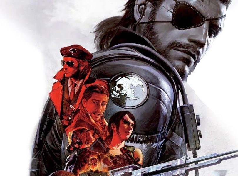 Image result for Metal Gear Solid V: The Definitive Edition